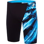 Image of Speedo Australia BLACK/FREEZE FRAME MENS VIBRATIONS JAMMER