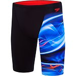 Image of Speedo Australia BLACK/FLUME MENS RUSH JAMMER