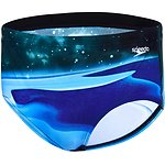 Image of Speedo Australia MOONSCAPE BLUE MENS MOONSCAPE BLUE TRUNK