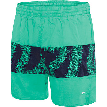 Image of Speedo Australia  MEN'S SPLIT PANEL WATERSHORT