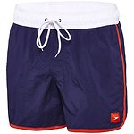 Image of Speedo Australia SPEEDO NAVY/FIESTA/WHITE MENS WAVE WATERSHORT