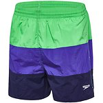 Image of Speedo Australia GRASS /ULTRAMARINE/SPEEDO NAVY MEN'S PANEL WATERSHORT