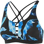 Image of Speedo Australia ASSORTED WOMENS WINDS CRISSCROSS CROP TOP