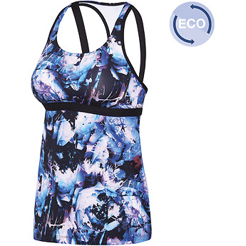 Image of Speedo Australia  WOMEN'S VIRTUAL BLOOM TANK