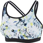Image of Speedo Australia MARBLED/BLACK/WHITE WOMENS D/DD CRS TR FT TP