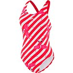 Image of Speedo Australia FLAMINGO STRIPE WOMENS HIGH LEG LEADERBCK OP