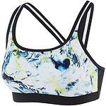 Image of Speedo Australia MARBLED/BLACK/WHITE WOMEN'S CROSS TRAINER FIT TOP