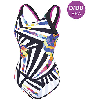 Image of Speedo Australia  WMNS MOLECULE D/DD MUSCLEBACK ONE PIECE