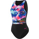 Image of Speedo Australia UNDERWATER SUNRISE/BLACK WOMEN'S UNDERWATER SUNRISE TURBO SUIT