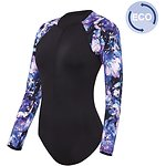 Image of Speedo Australia MARIGOLD WOMEN'S SPEEDO ECO Fabric PADDLE SUIT
