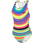 Picture of WMNS GEN Y STRIPES SWIMMER ONE PIECE