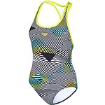 Image of Speedo Australia SOUND WAVES/MOJITO WOMEN'S SOUND WAVES SWIMMER ONE PIECE