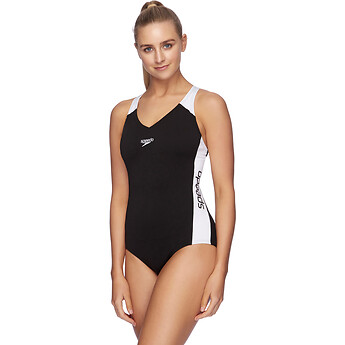 Image of Speedo Australia  WOMEN'S SPLICE ONE PIECE