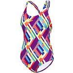 Image of Speedo Australia CORAL REEF WMNS CORAL REEF LEADERBACK ONE PIECE