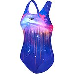 Image of Speedo Australia POWER STRIKE GALAXY BELLA/ULTRAMARINE WMNS POWERSTRIKE GALAXY LEADERBACK ONE PIECE