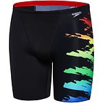 Image of Speedo Australia BLACK/SCRATCH BOYS SCRATCH JAMMER