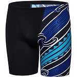 Image of Speedo Australia BLACK/WHITE/SPEED BOYS HOUSE OF NATIVES JAMMER