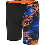 Image of Speedo Australia BLACK/PIXEL CAMO  BOYS STRIKE JAMMER