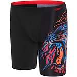 Image of Speedo Australia BLACK/GROWL BOYS DIMENSIONS JAMMER
