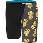 Image of Speedo Australia BLACK/PINEHEAD BOYS WARPED JAMMER