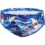 Image of Speedo Australia CAMO SHARK TODDLER BOYS CAMO SHARK BRIEF