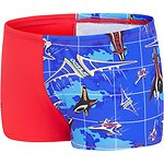 Image of Speedo Australia USA RED/SPEEDO JET TODDLER BOYS AQUASHORT