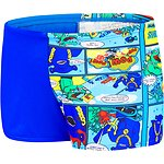 Image of Speedo Australia BEAUTIFUL BLUE/SPEEDO COMIC TODDLER BOYS OCTO FRIENDS AQUASHORT