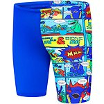 Image of Speedo Australia BEAUTIFUL BLUE/SPEEDO COMIC TODDLER BOYS ARCADE TYPE JAMMER