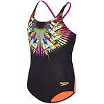 Image of Speedo Australia RETRO WINGS GIRLS RETRO WINGS CROSSBACK ONE PIECE