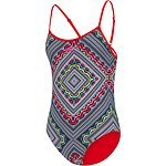 Image of Speedo Australia GYPSY SQUARE/USA RED GIRLS TRICKBACK ONE PIECE