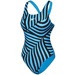 Picture of GIRLS SCHOOL COLOURS LEADERBACK ONE PIECE