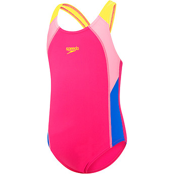 Image of Speedo Australia  TODDLER GIRLS IMAGE ONE PIECE