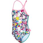 Picture of TODDLER GIRLS CROSSBACK FRILL ONE PIECE