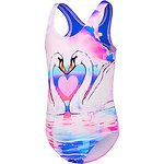 Image of Speedo Australia SWAN DREAM/RIBBON TODDLER GIRLS MAGICAL UNICORN ONE PIECE