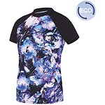 Image of Speedo Australia MARIGOLD WOMEN'S SPEEDO ECO Fabric SHORT SLEEVE SUN TOP