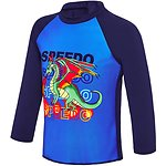 Image of Speedo Australia FLAMING DRAGON TODDLER BOYS FLAMING DRAGON LONG SLEEVE RASHIE