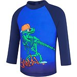 Image of Speedo Australia GNARLY DINO TODDLER BOYS GNARLY DINO LONG SLEEVE RASHIE