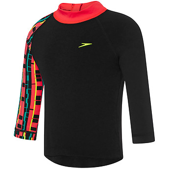 Image of Speedo Australia  TODDLER BOYS LONG SLEEVE SUNTOP