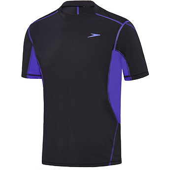 Image of Speedo Australia  MENS TECH SHORT SLEEVE SUN TOP