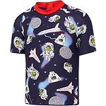 Image of Speedo Australia SPACE TURTLE/SPEEDO NAVY TODDLER BOYS SUN TOP