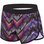 Image of Speedo Australia ZAG GIRLS CHROMA ZAG WORK OUT SHORT