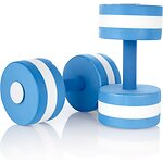 Image of Speedo Australia BLUE Aqua Dumbbells